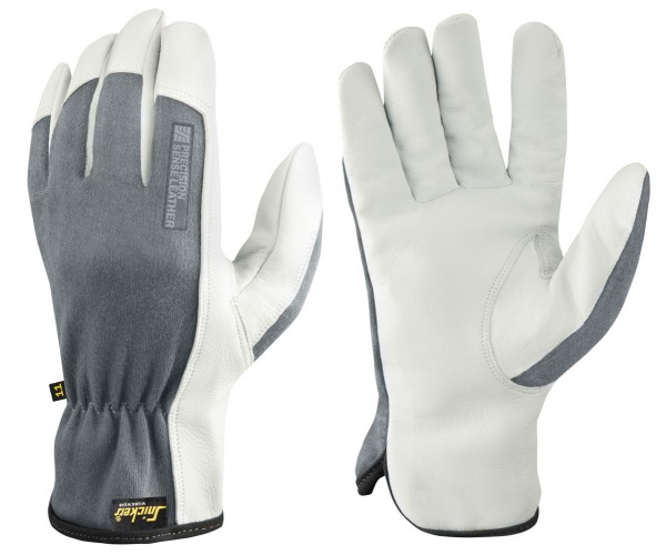 PräzSense Leder Handschuhe