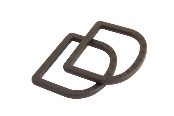D-Ring Gürtelschnalle